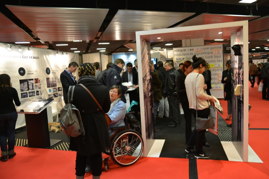 Les 10 et 11 mars 2015 4 me dition d urbaccess au paris for Salon porte de la villette