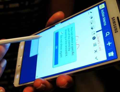 Samsung Galaxy Note 6/7 : son arrivée est imminente