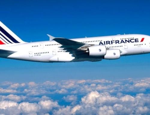 Air France s'intéresse aux désirs des jeunes en matière de voyage