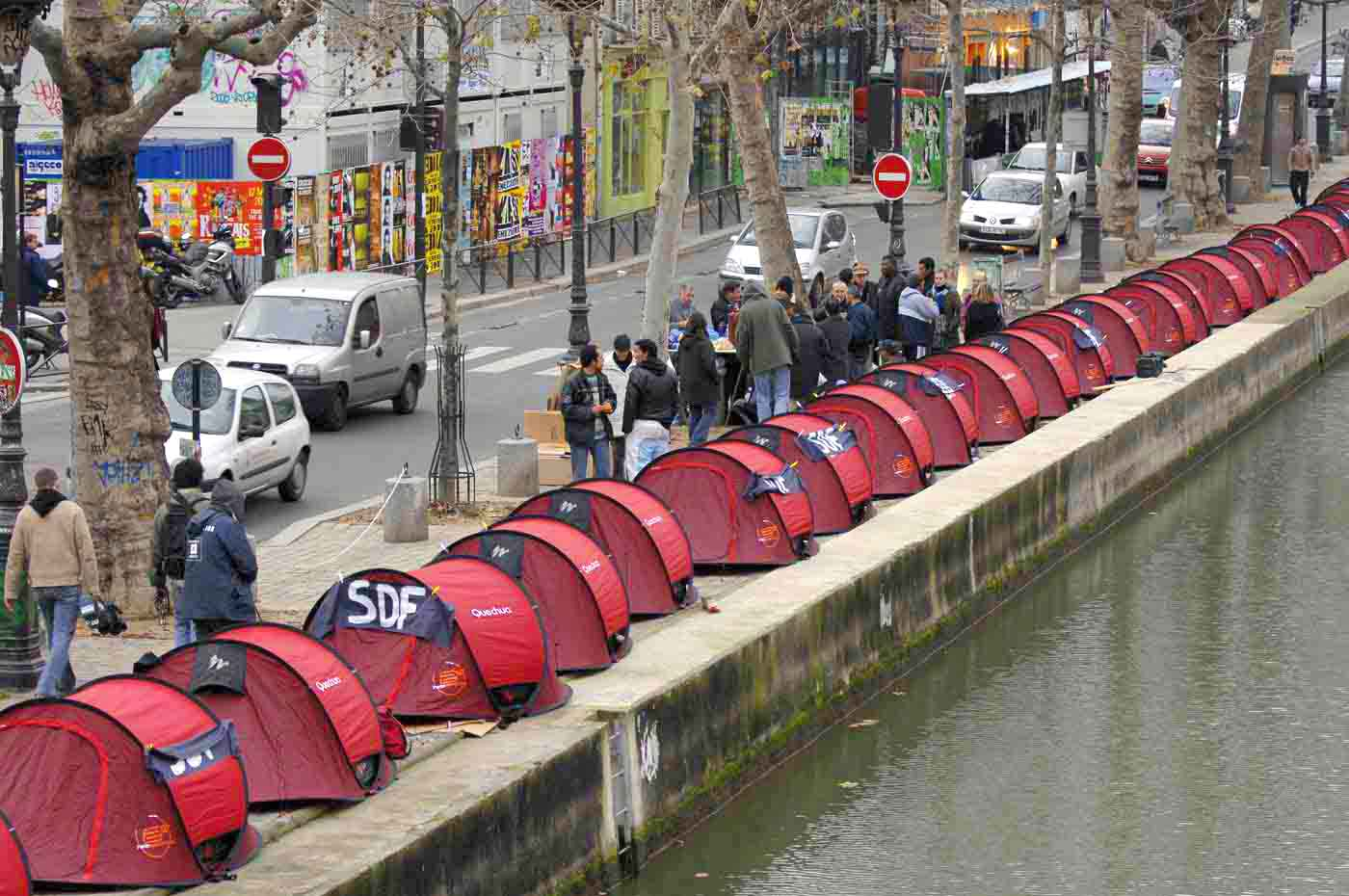 « We Save Homeless » : une application mobile pour aider les SDF