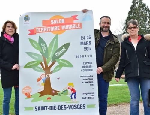 Saint-Dié-des-Vosges  organise son salon « Territoire durable »