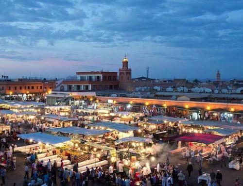 Marrakech est à nouveau desservie par Air France-KLM