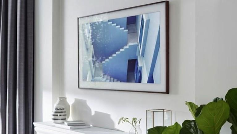 téléviseurs-tableaux-décoration
