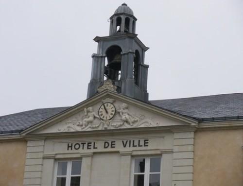 Hôtel de ville à vendre