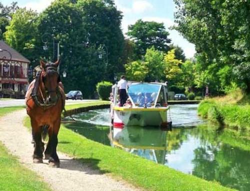 Canal de l'Ourcq : une belle promenade pour les vacances