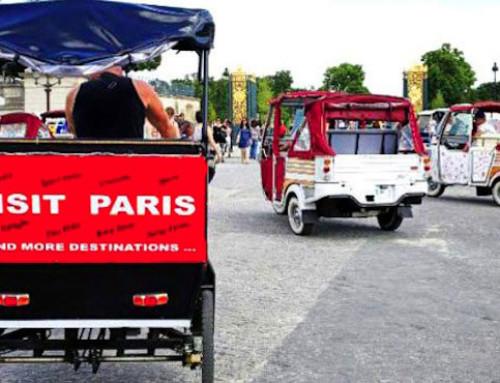 Les touristes américains qui viennent séjourner en Île-de-France