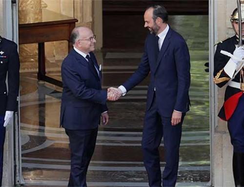 Le nouveau président de la République a nommé ce lundi Edouard Philippe Premier ministre, un proche d'Alain Juppé à Matignon.