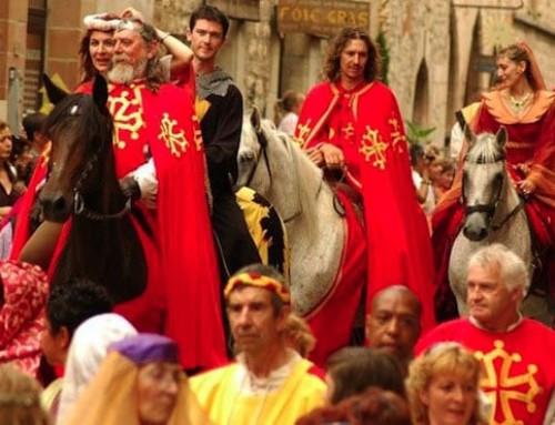 Les Fêtes du Grand Fauconnier : un voyage médiéval