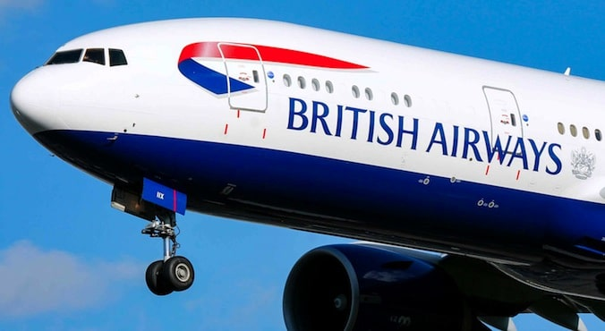 british airways-montée en gamme