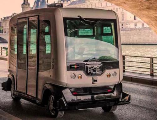 Navettes autonomes : un test grandeur nature pour la RATP