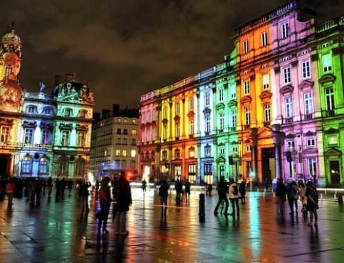 La Fête des Lumières illumine à nouveau la ville de Lyon