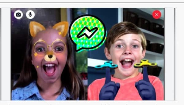 messenger kids-facebook