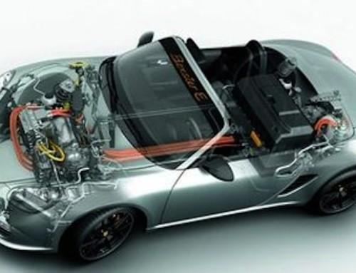 Porsche s'éloigne progressivement du moteur thermique