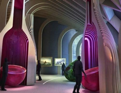 Cité du Vin : Bordeaux a accueilli 445.000 visiteurs l'année dernière