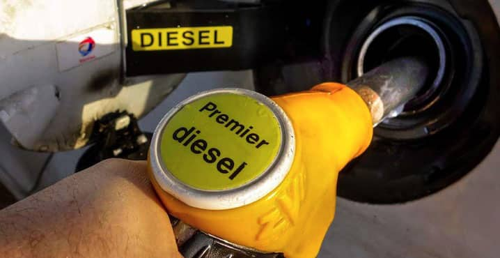 diesel-disparition