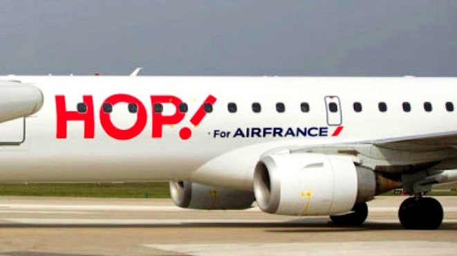 Hop ! lance des vols additionnels vers deux destinations