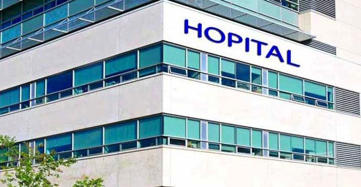 L'hôpital : une institution qui est victime de surmenage