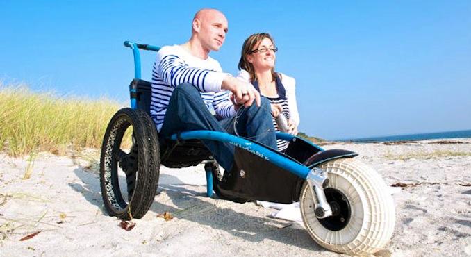 L'Association Tourisme et Handicaps organise ses Journées Nationales