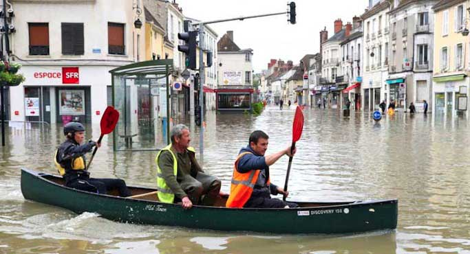 Conséquences des crues : l'état de catastrophe naturelle reconnu