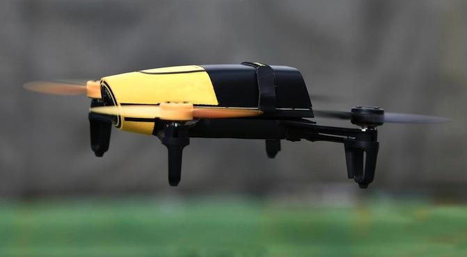 Drones : une nouvelle loi leur sera appliquée dès cet été