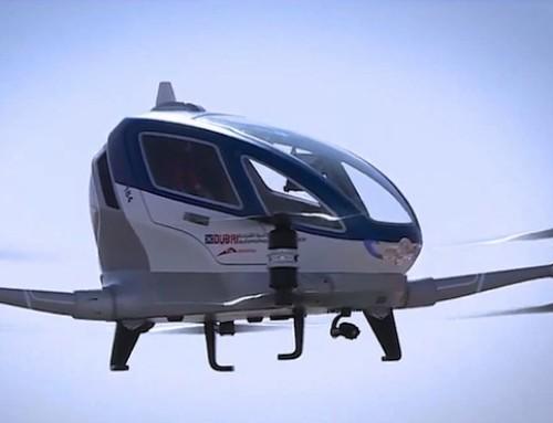 Drones-taxis : leur prochaine mise en circulation se précise