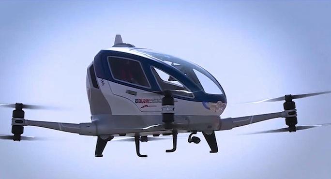 drones-taxis-circulation