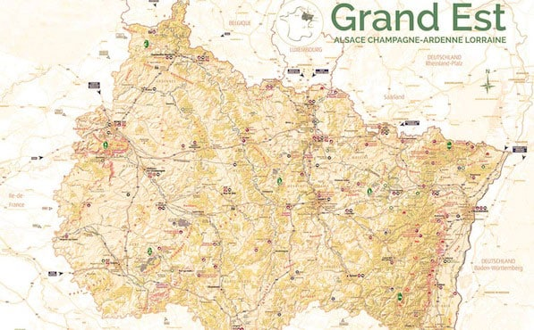 La région Grand Est mobilisée par l'enjeu de la fibre numérique