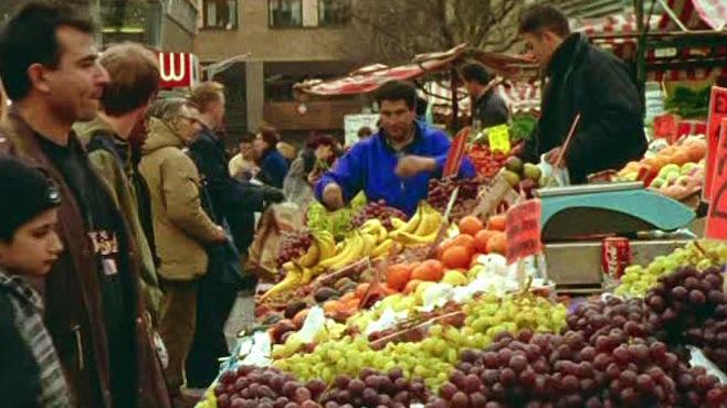 Pesticides : des résidus retrouvés dans certains fruits et légumes