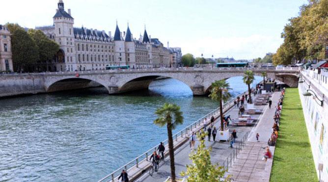 Voies sur berges à Paris : la piétonisation pourrait être abandonnée