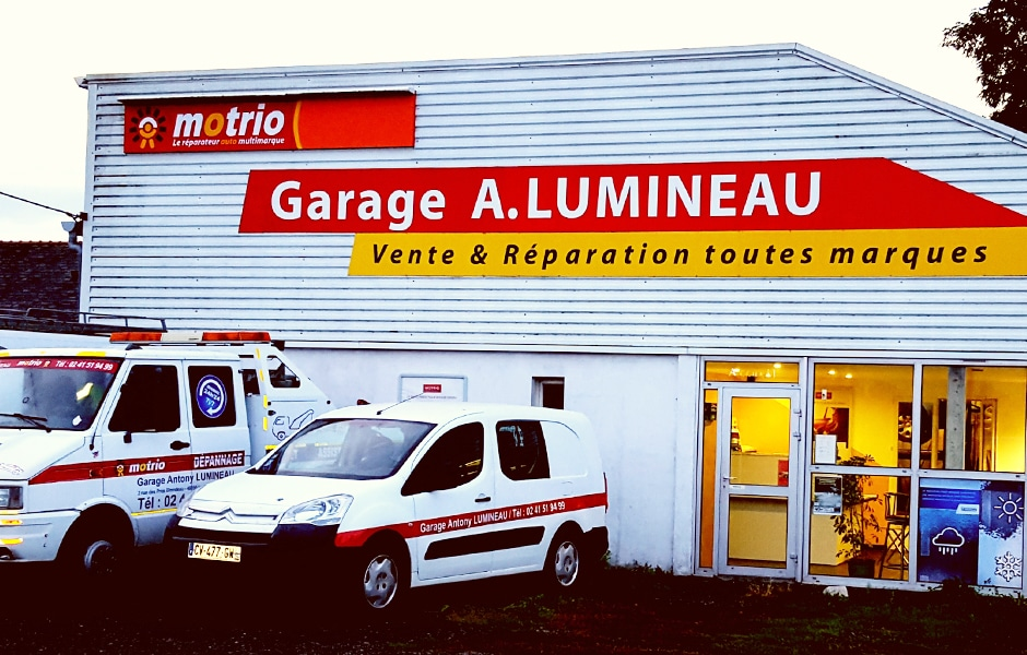 Garage lumineau bulletin des communes for Garage des communes acheres