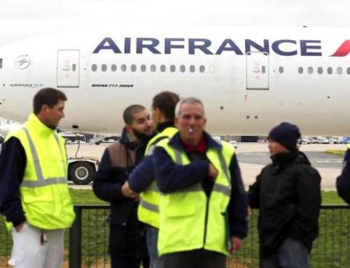 Droit de grève dans le secteur aérien français : il pourrait être limité