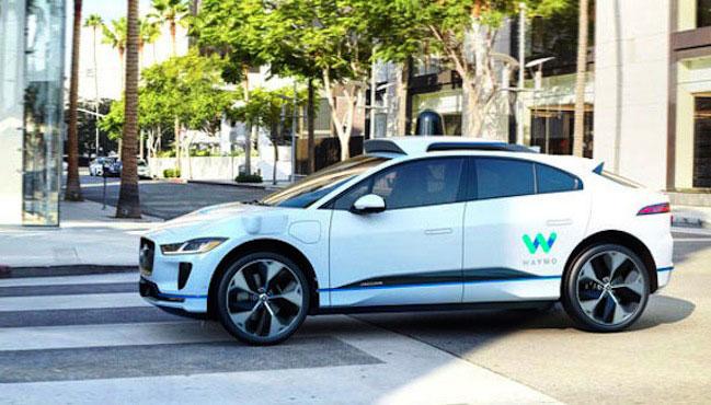 Jaguar et Google : un partenariat qui engendre une voiture autonome