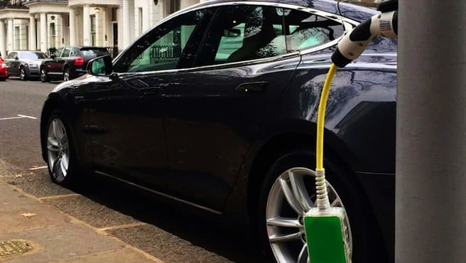 Projet « Remora » : recharger les véhicules électriques aux lampadaires