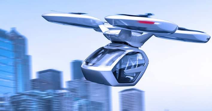 Voiture volante : une solution d'avenir qui se précise