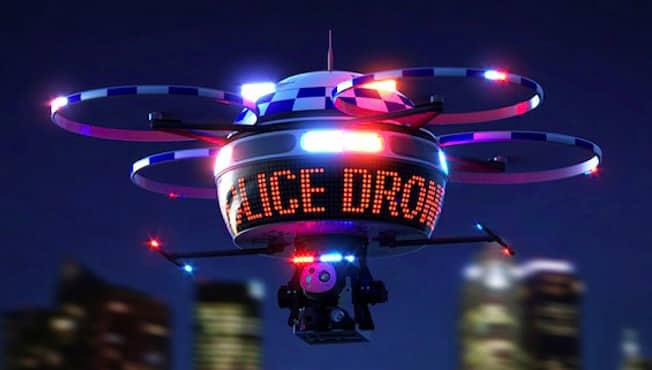 Drones : la ville d'Istres renforce son système de vidéosurveillance