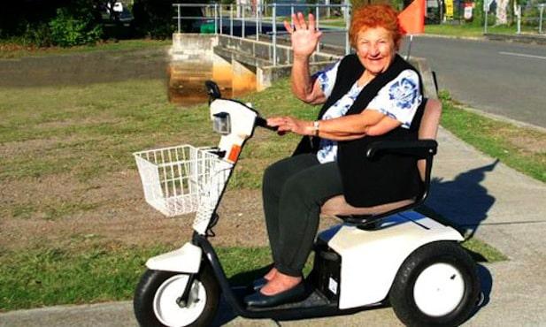 Scooters pour personnes handicapées : quelle place ont-ils vraiment ?
