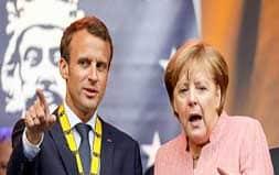 Macron Et Merkel 1
