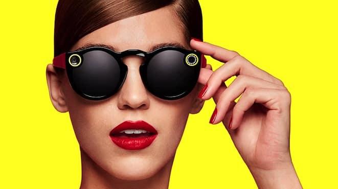 Snapchat : de nouvelles lunettes connectées pour séduire les jeunes