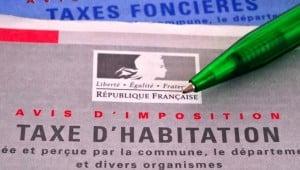 avis d'imposition de la Taxe d'habitation