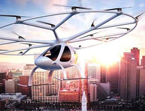 Taxis volants : leur futur trafic fait réfléchir la NASA et Uber