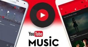 You Tube Music l'offensive contre spotify et deezer