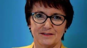 Christiane Lambert présidente de la FNSEA