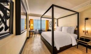 chambre prestige des hôtels de luxe