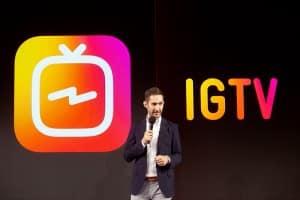 Instagram lance IGTV, sa plateforme de vidéos en ligne