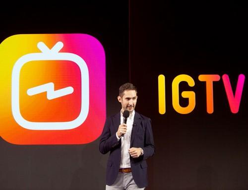 IGTV : Instagram lance sa plateforme vidéo