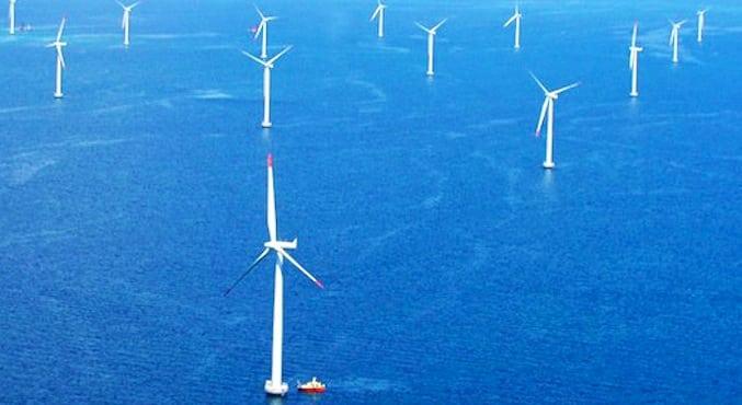 Les Parcs éoliens maritimes sont maintenus.