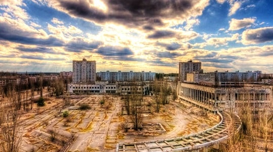 Centrale de Tchernobyl