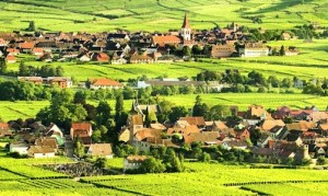 Zones rurales françaises