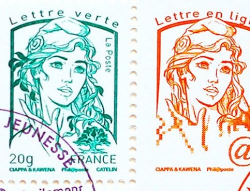 Les timbres : une augmentation l'année prochaine