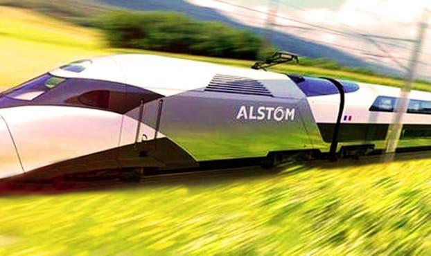 TGV qui passe